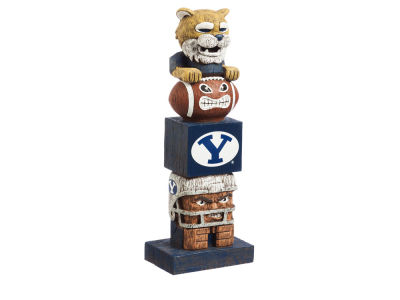 Brigham Young Cougars Evergreen Enterprises Tiki Totem