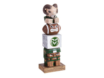 Colorado State Rams Evergreen Enterprises Tiki Totem