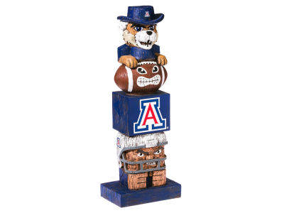 Arizona Wildcats Evergreen Enterprises Tiki Totem