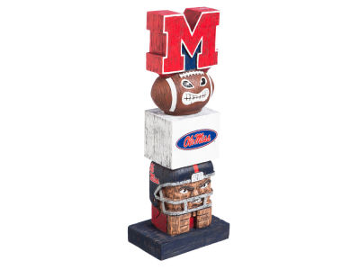 Ole Miss Rebels Tiki Totem