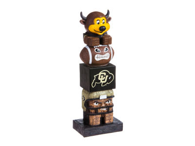 Colorado Buffaloes Tiki Totem