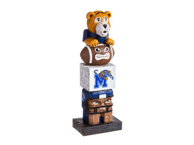 Memphis Tigers Evergreen Enterprises Tiki Totem