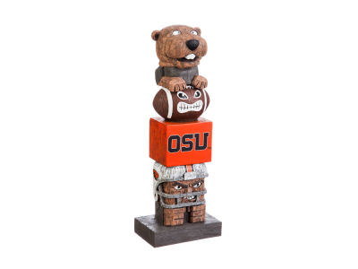 Oregon State Beavers Evergreen Enterprises Tiki Totem