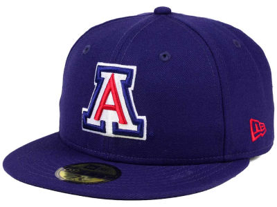 Arizona Wildcats New Era NCAA AC 59FIFTY Cap