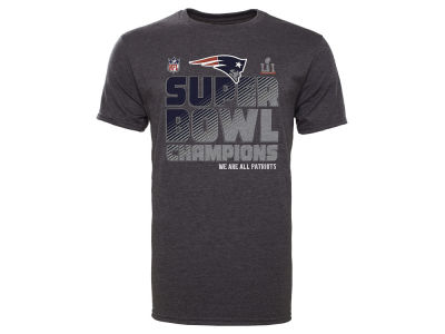New England Patriots NFL Men's Super Bowl LI Champs T-Shirt