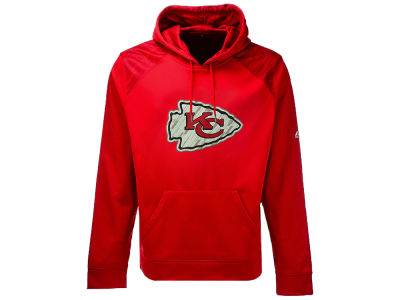 Kansas City Chiefs Majestic NFL Men's Armor Hoodie