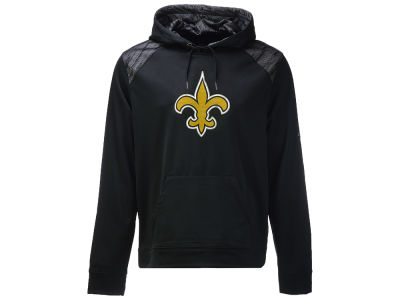 New Orleans Saints Majestic NFL Men's Armor Hoodie
