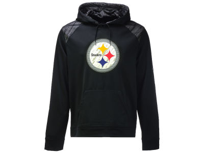 Pittsburgh Steelers Majestic NFL Men's Armor Hoodie