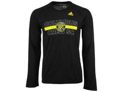 Columbus Crew SC adidas MLS Men's 1949 Long Sleeve T-Shirt