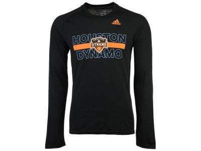 Houston Dynamo adidas MLS Men's 1949 Long Sleeve T-Shirt