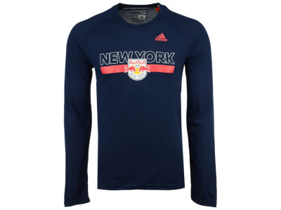 New York Red Bulls adidas MLS Men's 1949 Long Sleeve T-Shirt
