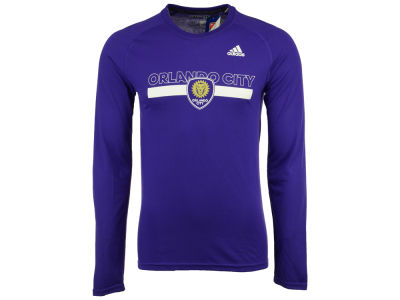 Orlando City SC adidas MLS Men's 1949 Long Sleeve T-Shirt