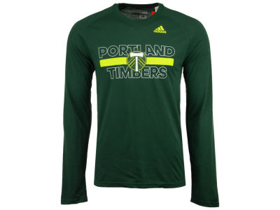 Portland Timbers adidas MLS Men's 1949 Long Sleeve T-Shirt
