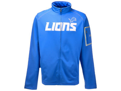 Detroit Lions Majestic NFL Men's Team Tech Jacket