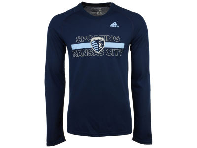 Sporting Kansas City adidas MLS Men's 1949 Long Sleeve T-Shirt