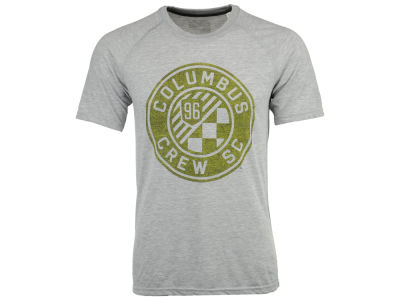 Columbus Crew SC adidas MLS Men's Fabrication T-Shirt