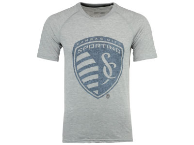 Sporting Kansas City adidas MLS Men's Fabrication T-Shirt