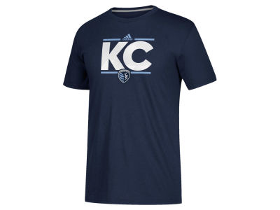 Sporting Kansas City MLS Men's City Name Performance T-Shirt