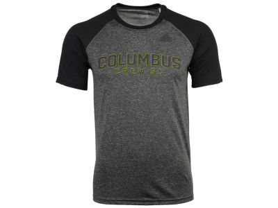 Columbus Crew SC adidas MLS Men's Half Time T-Shirt