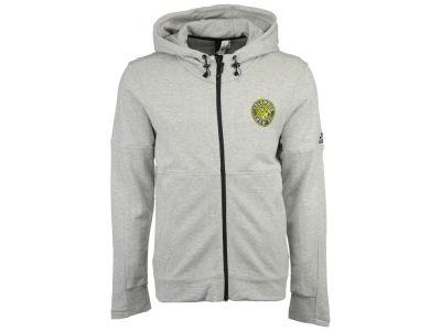 Columbus Crew SC adidas MLS Men's Ultimate Worn Full Zip Hoodie