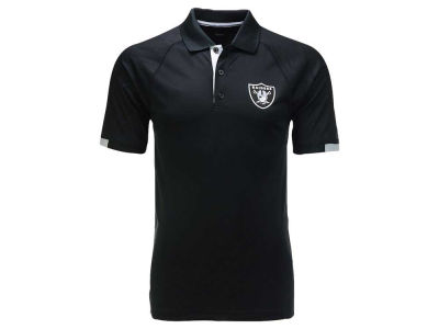 Oakland Raiders Majestic NFL Men's Club Seat Polo