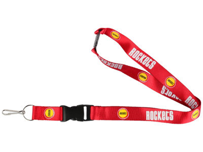 Houston Rockets Lanyard