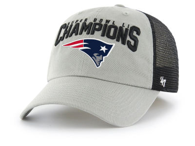 New England Patriots '47 Super Bowl LI Champ Taylor '47 CLOSER Cap