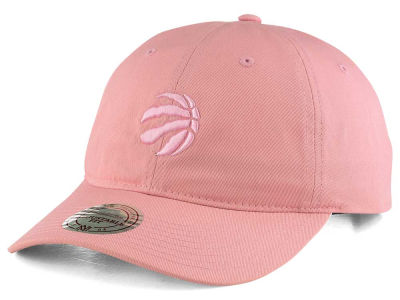 Toronto Raptors Mitchell & Ness NBA Pastel Dad Hat Collection