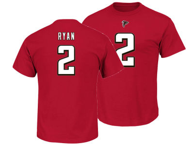 Atlanta Falcons Matt Ryan Majestic NFL Men's Eligible Receiver III T-Shirt
