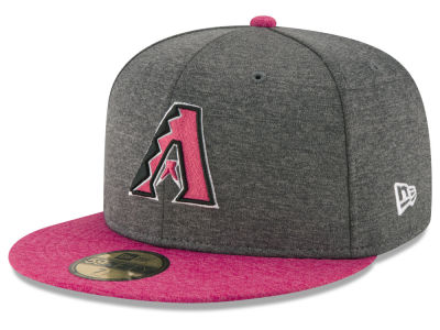 Arizona Diamondbacks New Era 2017 Mothers Day 59FIFTY Cap