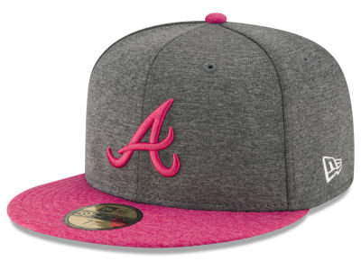 Atlanta Braves New Era 2017 Mothers Day 59FIFTY Cap