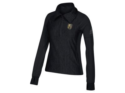 Vegas Golden Knights adidas NHL Women's Funnel Pullover Jacket