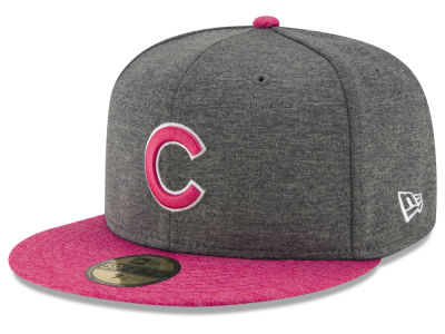 Chicago Cubs New Era 2017 Mothers Day 59FIFTY Cap