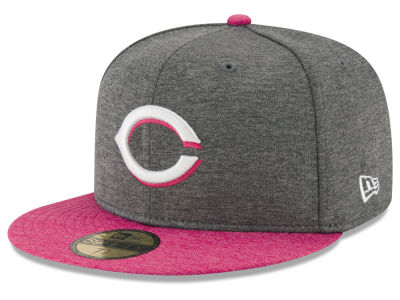 Cincinnati Reds New Era 2017 Mothers Day 59FIFTY Cap