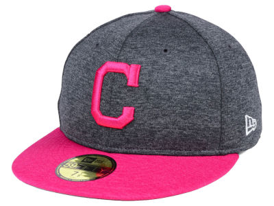Cleveland Indians New Era 2017 Mothers Day 59FIFTY Cap