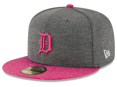 Detroit Tigers New Era 2017 Mothers Day 59FIFTY Cap