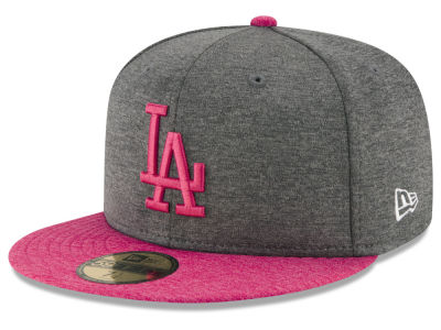 Los Angeles Dodgers New Era 2017 Mothers Day 59FIFTY Cap
