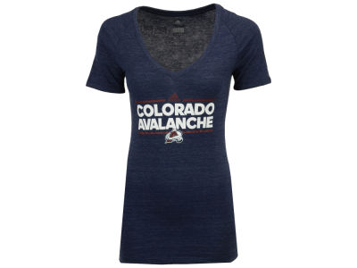 Colorado Avalanche adidas NHL Women's Dassler T-Shirt