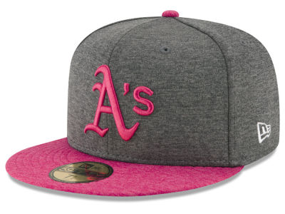 Oakland Athletics New Era 2017 Mothers Day 59FIFTY Cap