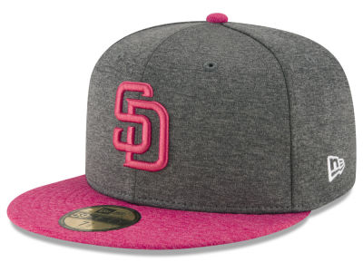 San Diego Padres New Era 2017 Mothers Day 59FIFTY Cap