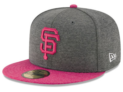 San Francisco Giants New Era 2017 Mothers Day 59FIFTY Cap