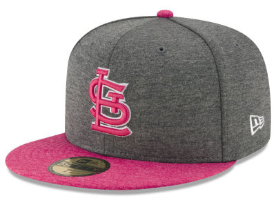 St. Louis Cardinals New Era 2017 Mothers Day 59FIFTY Cap