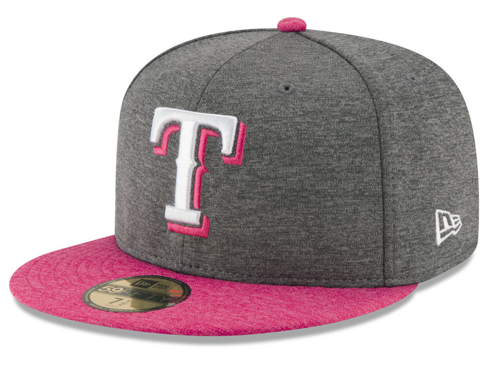 d0b5cf3eb9354 ... discount code for texas rangers new era 2017 mothers day 59fifty cap  9bb3b ea70a