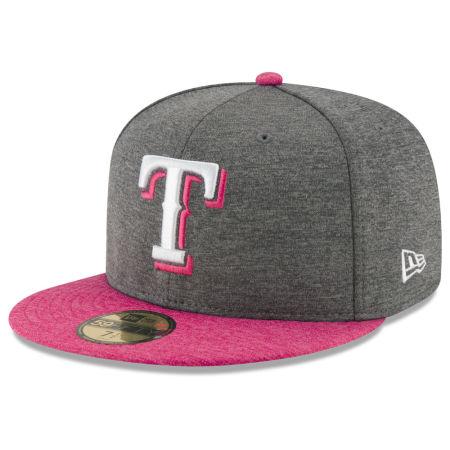 Texas Rangers New Era 2017 Mothers Day 59FIFTY Cap