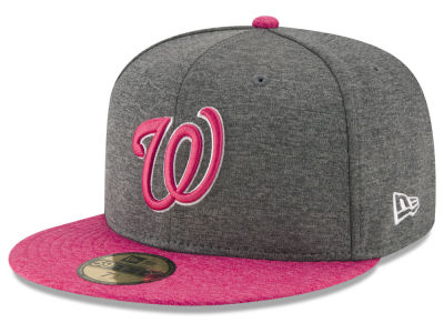 Washington Nationals New Era 2017 Mothers Day 59FIFTY Cap
