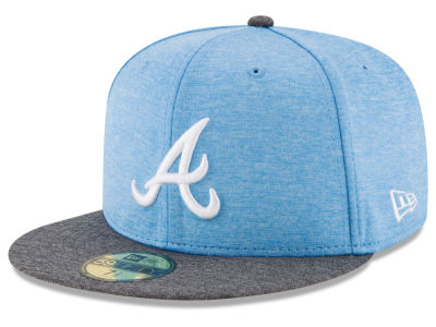 Atlanta Braves New Era 2017 MLB Father's Day 59FIFTY Cap