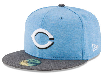 Cincinnati Reds New Era 2017 MLB Father's Day 59FIFTY Cap