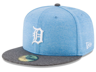Detroit Tigers New Era 2017 MLB Father's Day 59FIFTY Cap