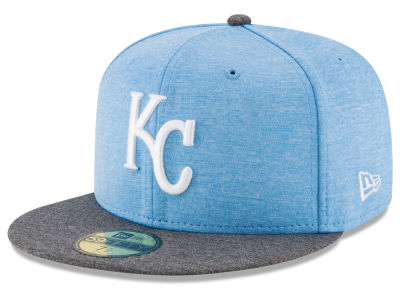 Kansas City Royals New Era 2017 MLB Father's Day 59FIFTY Cap
