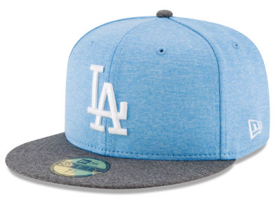 Los Angeles Dodgers New Era 2017 MLB Father's Day 59FIFTY Cap